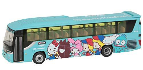 ザ・バスコレクション バスコレ 京王バス南 サンリオピューロランド号 2号車 ジオラマ用品 (メーカー初回受注限定生産)