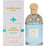 ゲラン Aqua Allegoria Teazzurra Eau De Toilette Spray 125ml/4.2oz並行輸入品