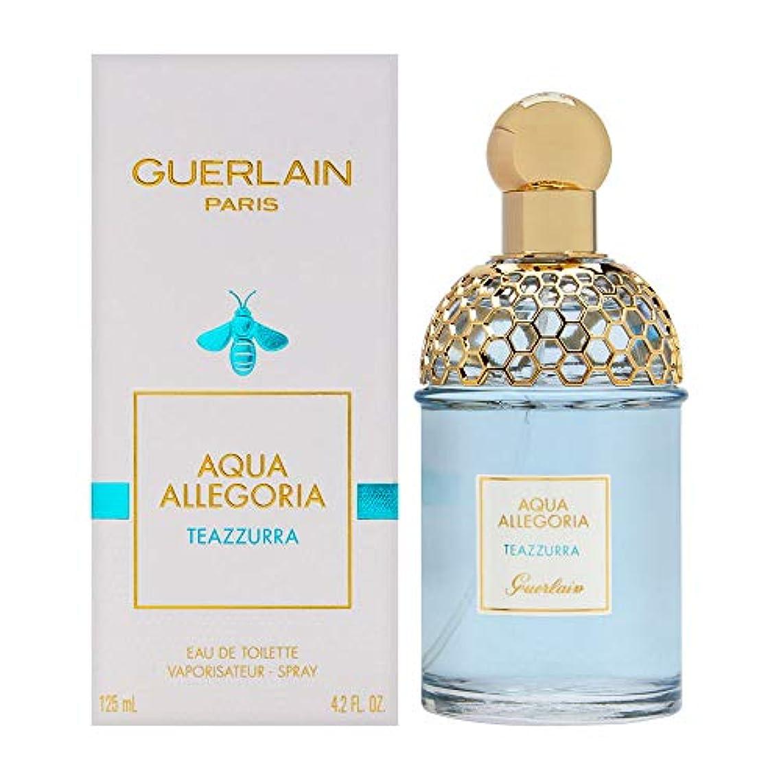 ルーチン判決でゲラン Aqua Allegoria Teazzurra Eau De Toilette Spray 125ml/4.2oz並行輸入品