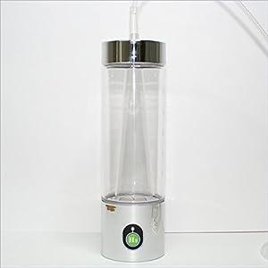 高濃度水素ガス吸入器 ダブル水素ボトル 【送料無料】