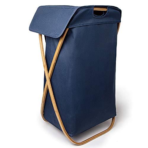 防水ランドリーバスケット 洗濯かご 折り畳み式 蓋付 付き ランドリーソータ 収納 大容量 洗濯物入れ 収納袋