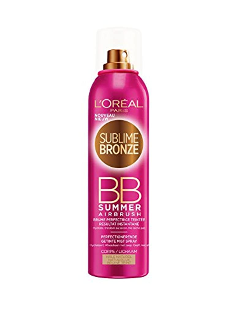 に慣れモニカ摘むL'OREAL - SUBLIME BRONZE- BB SUMMER - Hale Naturel - 150ml