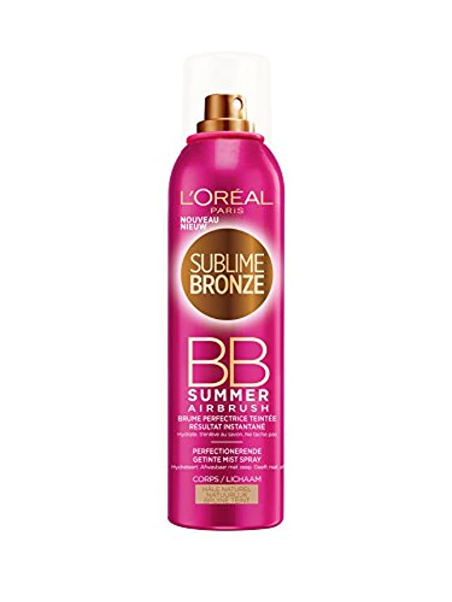 アシスタント発火する短くするL'OREAL - SUBLIME BRONZE- BB SUMMER - Hale Naturel - 150ml