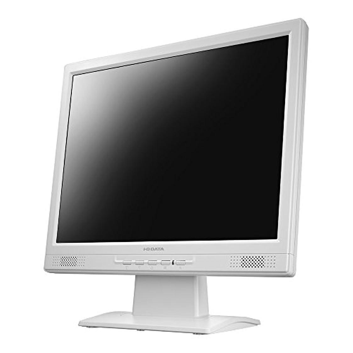器官議論するリスキーなI-O DATA XGA対応 15型スクエア液晶ディスプレイ LCD-AD151SEW