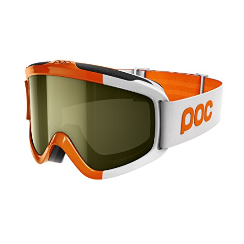 (Regular, Zink Orange) - POC Sports Iris Comp Goggles