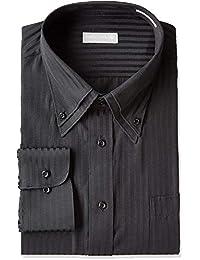 [ドレスコード101] 長袖ワイシャツ メンズ (形態安定 ワイシャツ) ビジネス Yシャツ SHIRT-Z