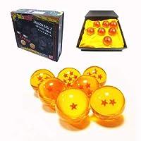 ドラゴンボール 球 玉 飾り コスプレ用小物 龍球 クリスタル 7点セット