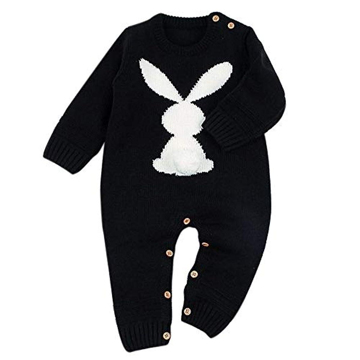 放散する不規則な魅了するベビーロンパース冬暖かい長袖コーラルフリース新生児少年少女の服幼児スーツ動物全体のパジャマ (Color : 4 5, Kid Size : 9M)