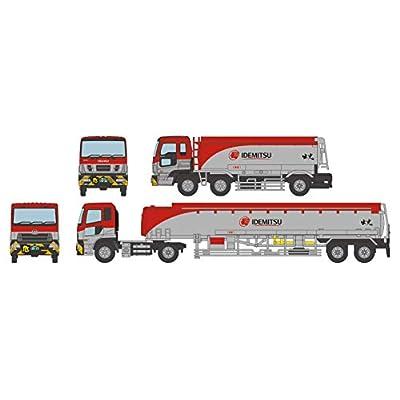 ザ・トラック/トレーラーコレクション 出光タンクローリーセット ジオラマ用品 (メーカー初回受注限定生産)