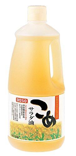 ボーソー こめサラダ油 1.35kg