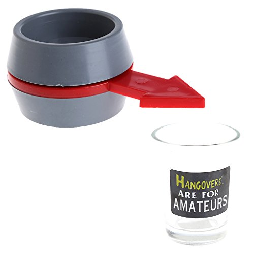 ea-stone spin-the-shot-glass Drinking Gameターンテーブルrouletteturntable Roulette