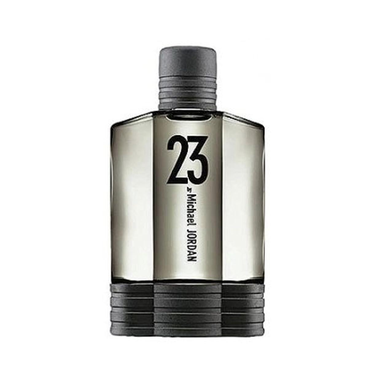 完璧な寺院慣らすMichael Jordan 香水 23 バイ マイケル ジョーダン オーデコロン 100ml EDC SP [並行輸入品]