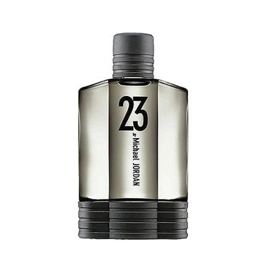 ガラス形好ましいMichael Jordan 香水 23 バイ マイケル ジョーダン オーデコロン 100ml EDC SP [並行輸入品]