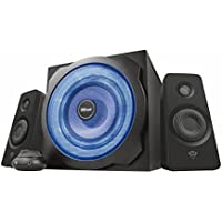 TRUST 2.1chゲーミングスピーカートラスト GXT 628 2.1 Illuminated Speaker Set Limited Edition 20562