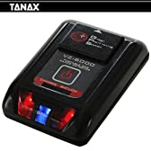 タナックス(TANAX) VZ-6000 オートバイ用GPSレーダー探知機 VZ-6000