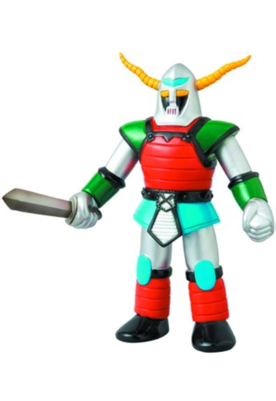 Medicom Mazinger Z: Kikaijyu Kingdan X10 Sofubi Action Figure (Retro Color Version)