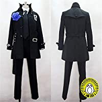 HIPPO Vocaloid ボーカロイド カイト秘密警察 コスプレ衣装 cosplay コスチューム コス 仮装 変装 (女性L)