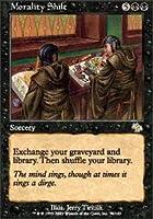 Magic: the Gathering - Morality Shift - Judgment