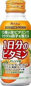 ハウスウェルネスフーズPERFECT Vitamin 1日分のビタミン オレンジ味 120ml ×30本