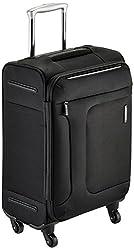 [サムソナイト] SAMSONITE ASPHERE   アスフィア スピナー55 (55cm 39L 2.4Kg) (スーツケース・ソフトケース・トラベル・機内持込サイズ・軽量・大容量・エキスパンダブル・TSAロック装備・保証付) 72R*09001 09 (ブラック)