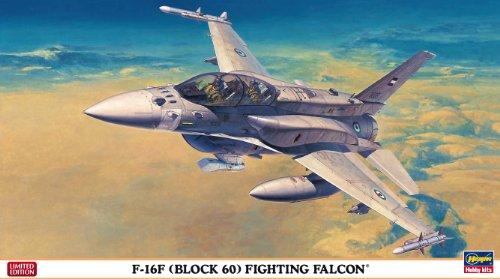 1/72 飛行機シリーズ F-16F (ブロック60) ファイティングファルコン