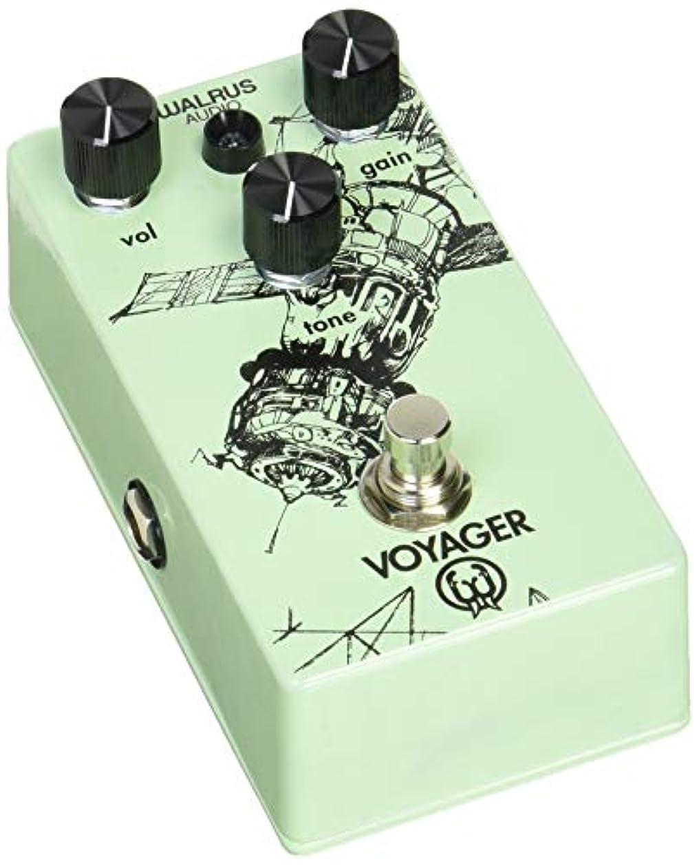 ブラウザレキシコン枕Walrus Audio ウォルラスオーディオ オーバードライブ ギターエフェクター VOYAGER