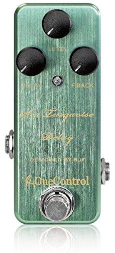 One Control ワンコントロール エフェクター ディレイ Sea Turquoise Delay