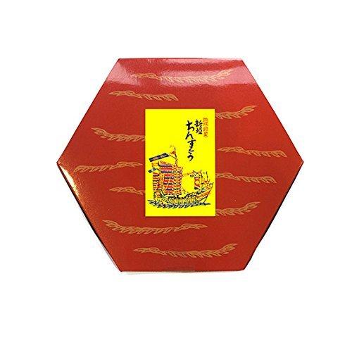新垣ちんすこう 小亀6色詰合せ 24袋入り×3箱 沖縄のお土産で大人気!(プレーン、紅芋、チョコ、黒糖、ゴマ塩、海塩の6種類×各4袋入り!)