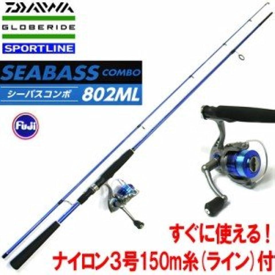 教育者計画部門スポーツライン(SPORT LINE) SEABASS COMBO 802ML 06880364