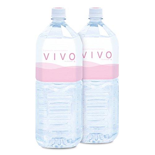 VIVOナノクラスター水ヴィボ 2L×6本入り
