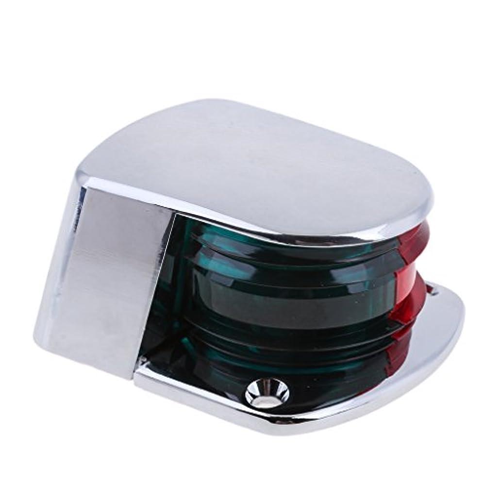 有毒前者ユーザーF Fityle ボート 船舶用ライト 船灯 レッド グリーン 両色灯