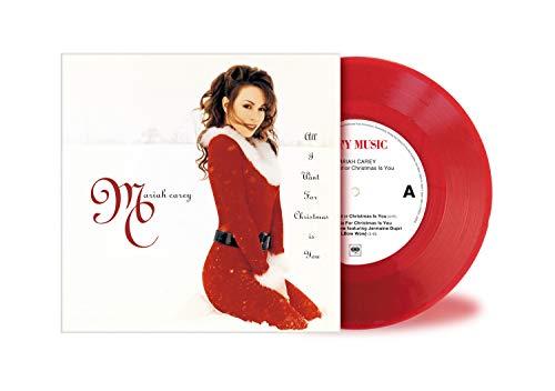 恋人たちのクリスマス(COLOR VINYL/クリスマス・レッド・カラー)(完全生産限定/7インチ・アナログ盤) [Analog]
