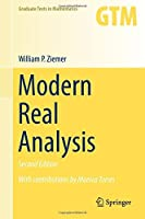 Modern Real Analysis (Graduate Texts in Mathematics)【洋書】 [並行輸入品]