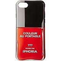 [アイフォリア]Amazon公式 正規品 iPhone 7/8対応 Couleur au Portable Vernis Rouge Pur for iPhone 7/8 82254