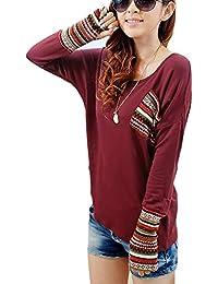 020038b771c19 Amazon.co.jp: レッド - Tシャツ・カットソー / トップス: 服 ...