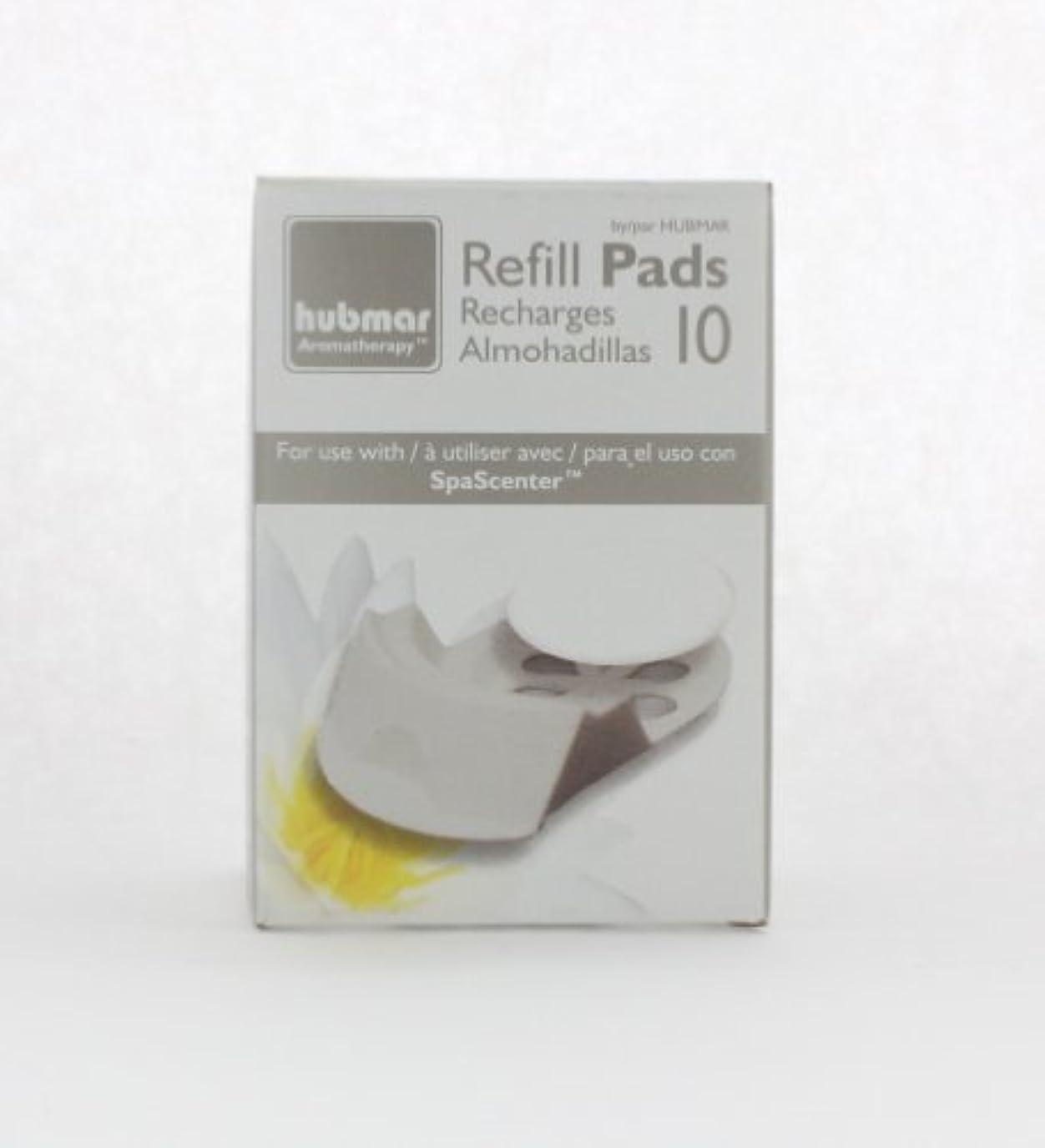 飽和するインタフェース線10 Pack Refill Pads for Hubmar Spa Center Diffuser by Plant Therapy Essential Oils