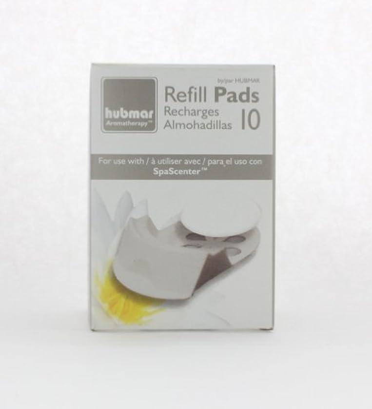 彼らのものマージン闇10 Pack Refill Pads for Hubmar Spa Center Diffuser by Plant Therapy Essential Oils