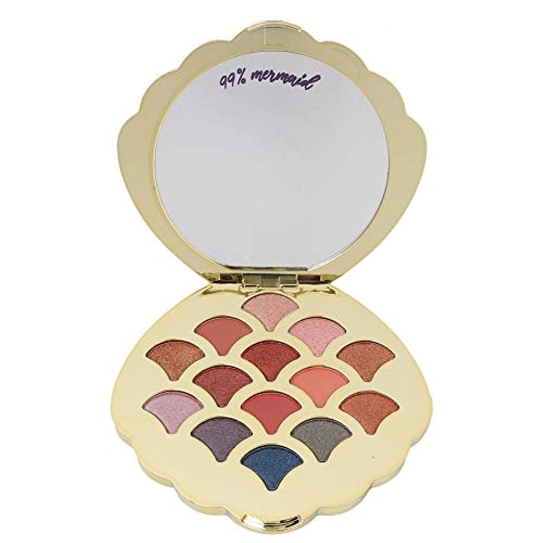 エジプトイノセンスネックレスアイシャドウパレット 14色 アイシャドウパレット 化粧マット グロス アイシャドウパウダー 化粧品ツール