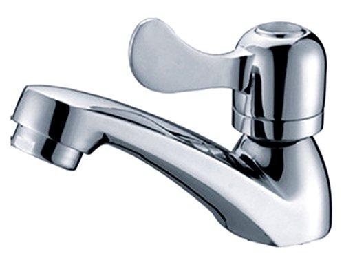 ST15 洗面用 トイレ 手洗い 単水栓 シングルレバー 立水栓 手洗いボウル 洗面台 水道 蛇口 (シングルレバー)