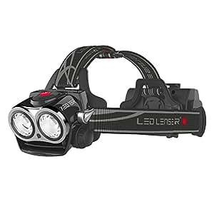 LED LENSER(レッドレンザー) ヘッドライト XEO 19R 【明るさ2000ルーメン/実用点灯4時間】 ブラック 7219-R