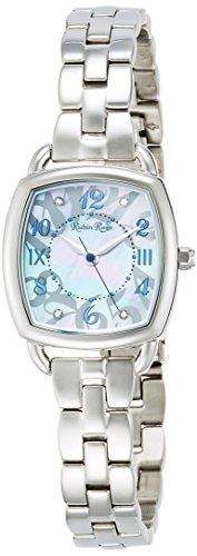 Rubin Rosa/ルビンローザ  R020SOLSWH  ルビンローザ ソーラー腕時計  LADYS/レディース