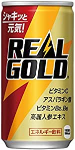 コカ・コーラ リアルゴールド 190ml缶×30本