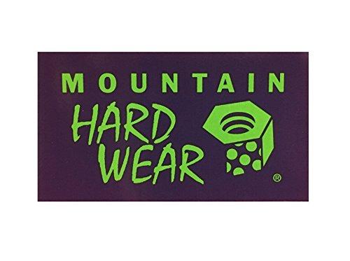 MOUNTAIN HARDWEAR(マウンテン ハードウェア)ステッカー NV/GR 【 MOUNTAINHARDWEAR ・ マウンテンハード...