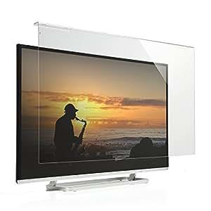 サンワダイレクト 液晶テレビ保護パネル 40インチ 対応 アクリル製 200-CRT013