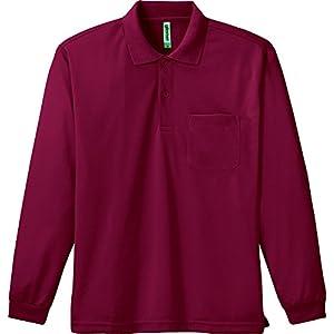 [グリマー]4.4オンス ドライ長袖ポロシャツ...の関連商品4