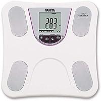 タニタ 体重・体組成計 乗るピタ機能 ホワイトBC-754-WH