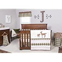 Trend Lab Deer Lodge 5-Piece Nursery Crib Bedding Set=the most useful items for your baby! by Trend Lab