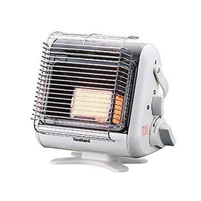 イワタニ カセットガスストーブ ポータブルタイプ マイ暖 暖房機 CB-STV-MYD ウォームホワイト