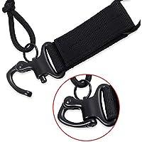 Qiyun Outdoor Key Buckle Clip Buckle Holder on Belt Backpack