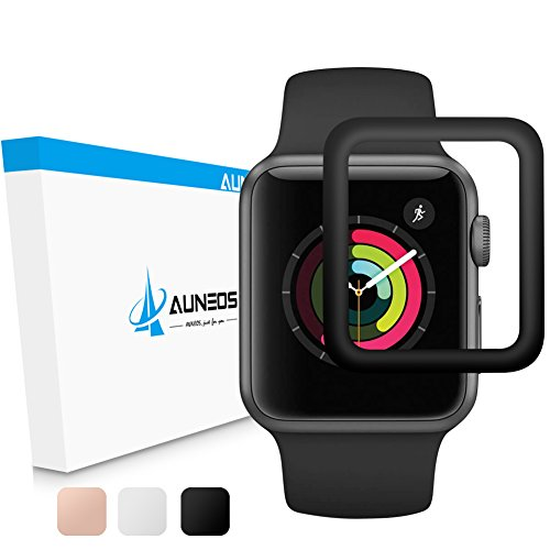 『全面保護』AUNEOS Apple Watch Series 3フィルム ...